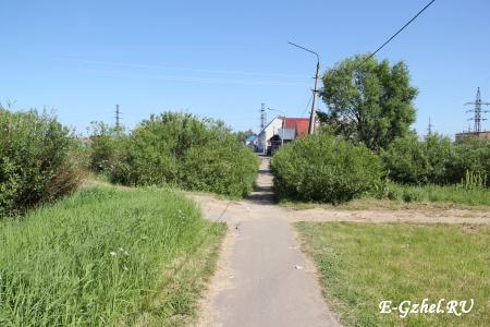 Дорожка в Ново-Харитоново