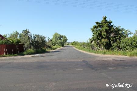 Дорога на Кузяево