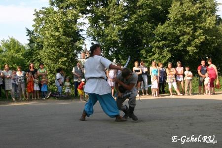 """Праздник """"День Молодежи"""" в Речицах"""