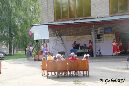День строителя 2011