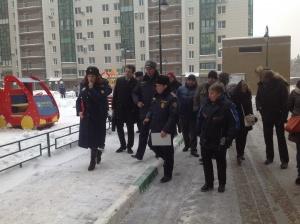 Объезд запада Московской области Татьяна Витушева начала с Красногорского района