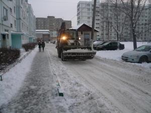 Госадмтехнадзор проверил, как убирают снег в Рузе